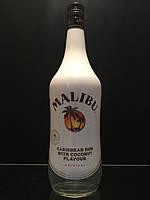 Английский кокосовый крем-ликёр Malibu 1L