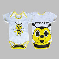 "Боди ""Пчелка"" (6-9 мес.)"