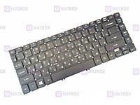 Оригинальная клавиатура для ноутбука Acer Aspire V5-473, Aspire V5-473G series, black, ru, подсветка