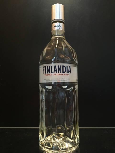 Финская водка Финляндия Finlandia 1л