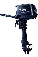 4-х тактный лодочный мотор Tohatsu MFS5C S-S, фото 1