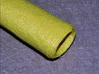 Фетр 242 Лимонный 40х50 см толщина 1 мм