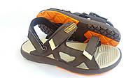 Мужские  сандали Nike коричневые , фото 1