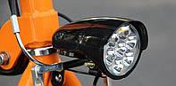 LED фонарь+ сигн на электровелосипед 36v -48v