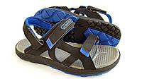 Мужские  сандали Nike синие , фото 1