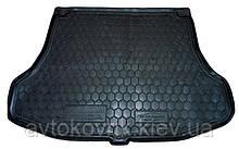 Поліуретановий килимок в багажник Nissan Tiida (C11) 2004-2012 седан (AVTO-GUMM)