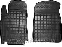 Поліуретанові передні килимки в салон Nissan Tiida (C11) 2004-2012 (AVTO-GUMM)