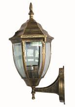 Светильник уличный Lemanso PL5101 античное золото 60W