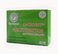 """Препарат для мужчин """"Маскулфитам"""" для профилактики и оптимизации лечения заболеваний мочеполовой системы мужчи"""