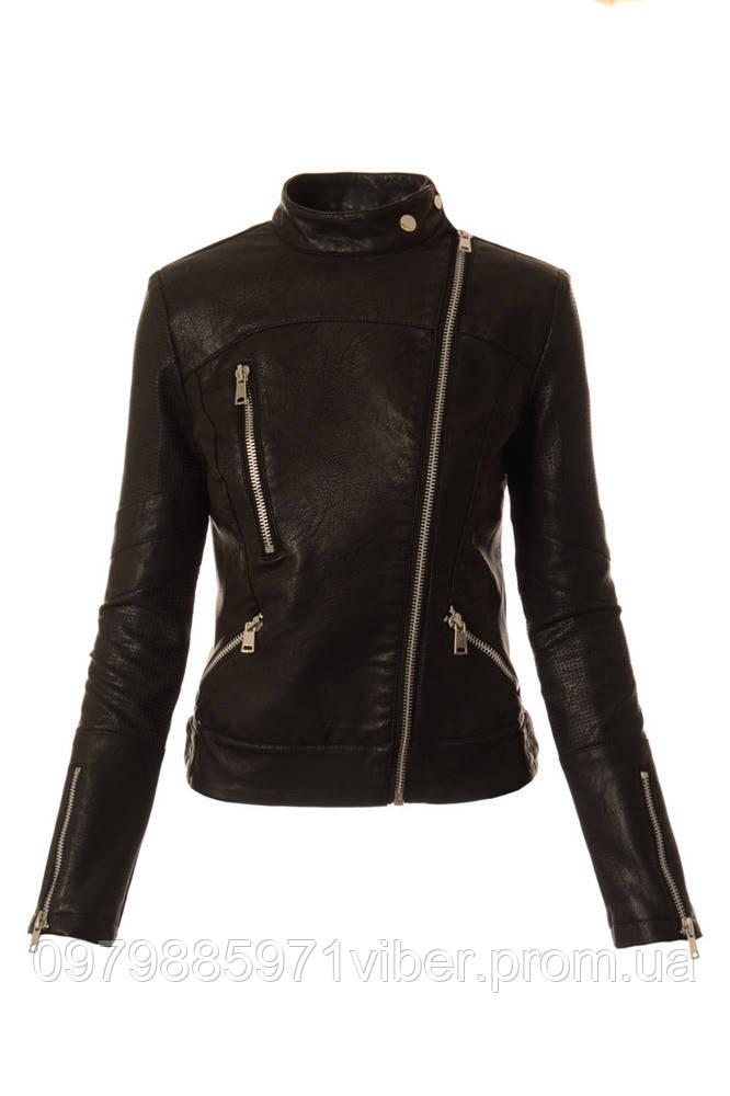 59d061883846 Женская кожаная куртка, цена 1 364 грн., купить в Львове — Prom.ua ...