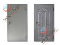 Входные металлические двери противопожарные EI 30