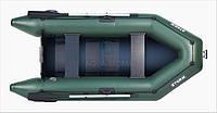 Моторная надувная пвх лодка STORM STM 280
