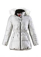 Куртка пуховик  для девочки Reima 531076-9100. Размер 116