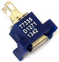 Датчик температуры воды (NTC) накладной для котла Ariston Uno (турбо), артикул 990405, код сайта 0246