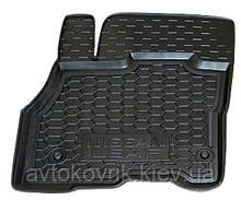 Поліуретановий водійський коврик в салон Nissan Leaf 2010- (AVTO-GUMM)