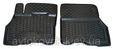 Поліуретанові передні килимки в салон Nissan Leaf 2010- (AVTO-GUMM)