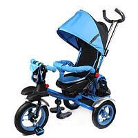 Велосипед с поворотным сидением детский трехколесный, колеса надувные, Турбо Трайк M 3124, Turbo Trike