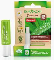 "Бальзам для губ ""Целебные травы"" - Биокон"
