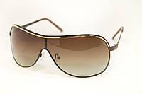 Мужские очки Polarized с коричневой линзой