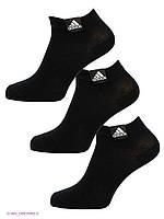 Носки Adidas Ankle Plain Thin 3pp, 3 пары в комплекте, Артикул Z25923