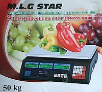 Торговые весы Star до 50 кг , Харьков , фото 1