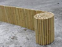 Заборчик (ограждения) из бамбука 300х30см