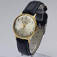Тонкие мужские часы Луч