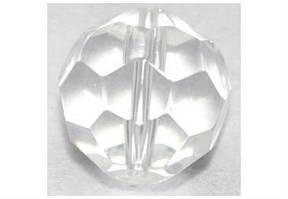 Бусины для хрустальных штор, Crystal 8mm, 1шт