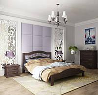 Кровать двуспальная Лилия