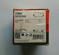 Колодки тормозные передние Mazda CX-5; TRW