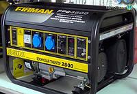 Firman FPG-3800 (2,5-2,8 кВт) генератор бензиновый, фото 1