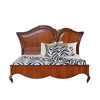 KP212 Кровать 1600 деревян. изголовье