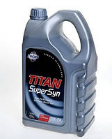 Моторное масло FUCHS TITAN SUPERSYN 5W50 5L для автомобиля синтетика
