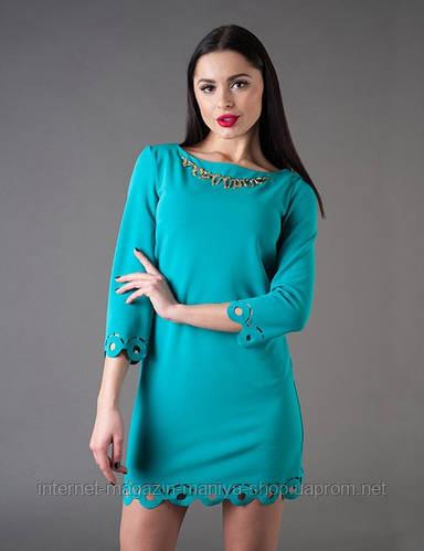 Платье женское ожерелье