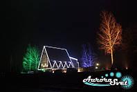 Архитектурное освещение кафе, ночных клубов, ресторанов и баров. LED освещение. Светодиодная подсветка., фото 1