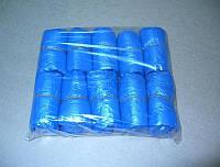 Бахилы полиэтиленовые 50 пар/уп