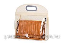 Чехол для сумки 33х10х35 см. бежевый