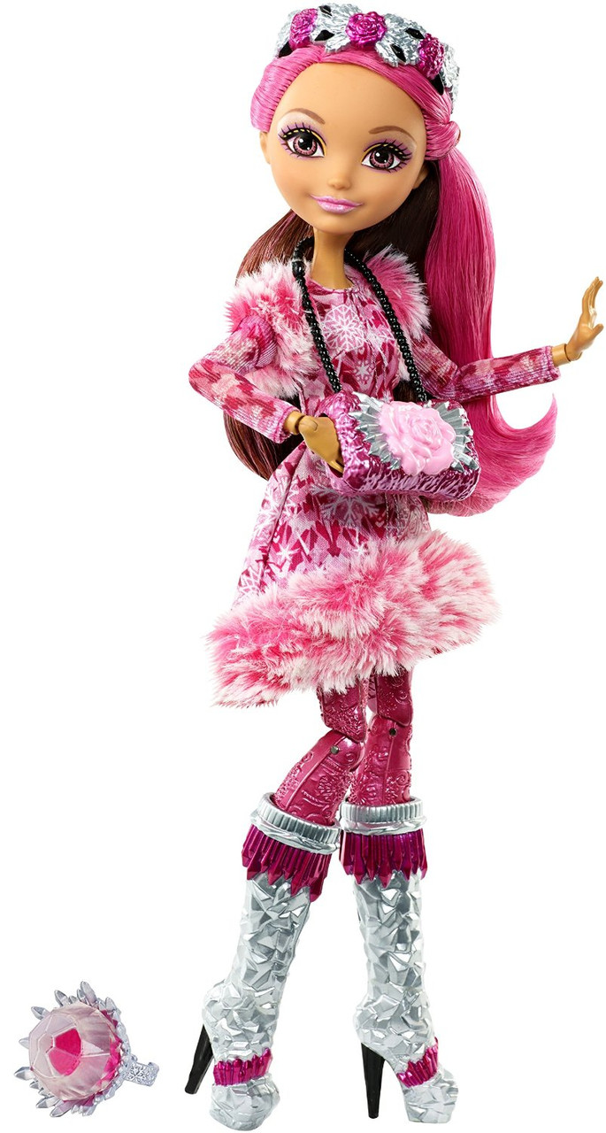 Кукла Ever After High Браер Бьюти Эпическая Зима (Ever After High Epic Winter Briar Beauty Doll)