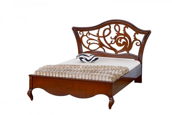 KP207 Кровать 1200 с резьбой