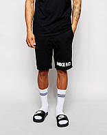 Шорты Nike чёрные мужские трикотажные