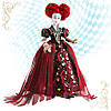 Коллекционная кукла Красная королева - Алиса в Зазеркалье - 32см