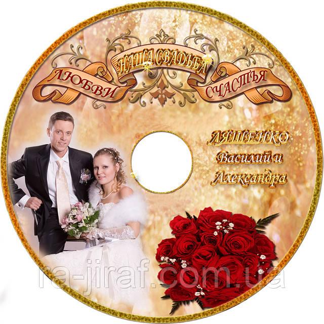 Печать на Дисках ( CD, DVD )
