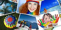Печать фотографий различного формата