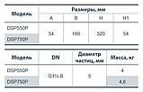 Дренажный насос Насосы+  DSP 750P, фото 5