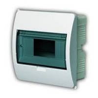 Внутренний распределительный щит ELEGANT™ (8 мод) EP 1/8 IP 40 N+PE