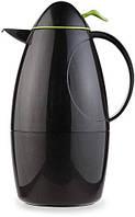 VALIRA термос Pro Term кувшин серый металлик/салатовый 1 л пластик/стекло