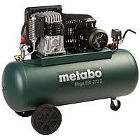 Компрессор промышленный Metabo Mega 650-270 D