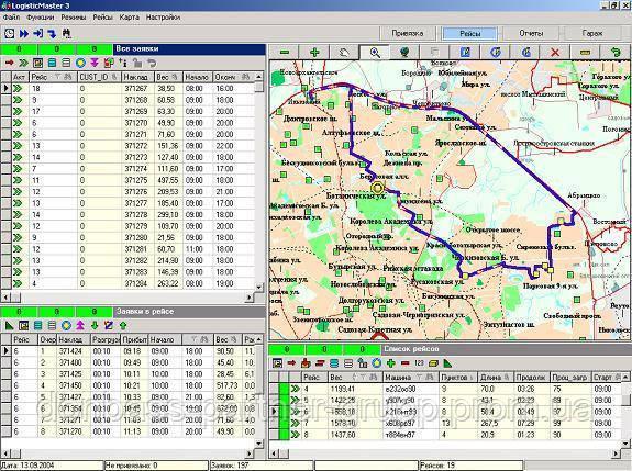 Решение ANTOR LogisticsMaster (Логистик Мастер)