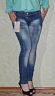 Женские джинсы стрейтч Турция Liuzin