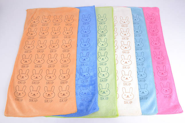 Велюровое полотенце для кухни (MK04) | 20 шт., фото 2